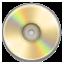 Shiny Round CD Smiley Face, Emoticon
