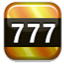 777 Slot Machine Smiley Face, Emoticon