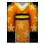 Yellow Japanese Kimono Smiley