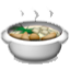 A Bowl Of Soup Smiley Face, Emoticon