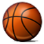 The Typical Basketball  Smiley