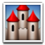 Red Roof Castle Smiley Face, Emoticon