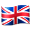 The British Flag Smiley Face, Emoticon