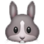 Long-Eared Mouse Smiley Face, Emoticon