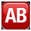 AB In Box Smiley Face, Emoticon